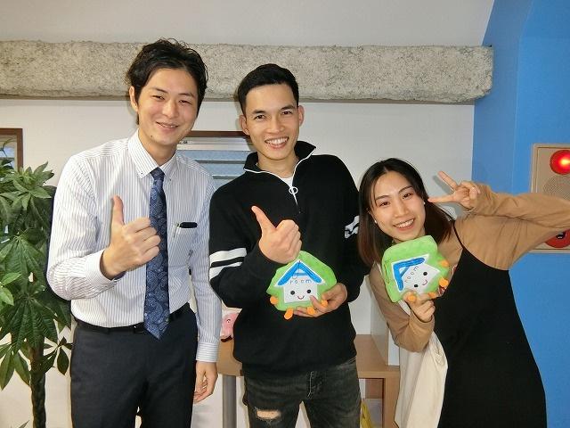 F・F様(2019年11月11日 エールーム池袋ご利用)の画像
