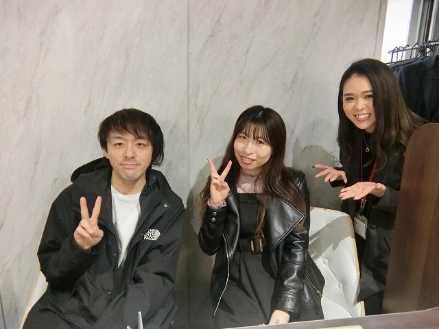 Y・O様(2019年11月21日 プレミアムレントTOKYO新宿ご利用)の画像