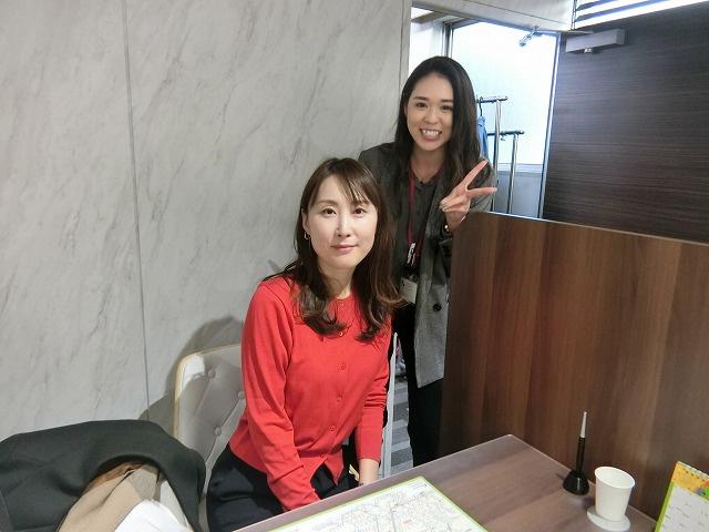 Y・M様(2019年11月28日 プレミアムレントTOKYO新宿ご利用)の画像