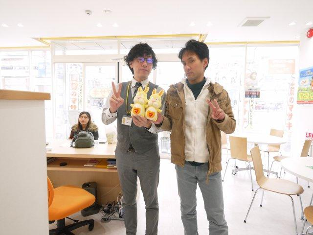 奈良市で2DKの賃貸を探されたM様の画像