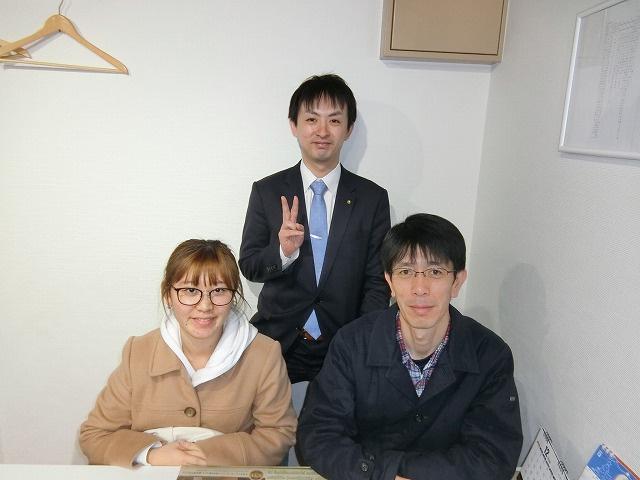 H・I様(2019年12月16日 エールーム池袋ご利用)の画像