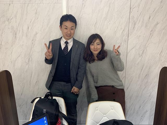 S・S様(2019年12月19日 プレミアムレントTOKYO新宿ご利用)の画像