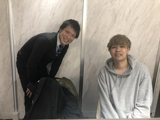 O・K様(2019年12月20日 プレミアムレントTOKYO新宿ご利用)の画像