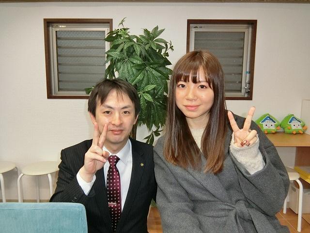 M・T様(2019年12月23日 エールーム池袋ご利用)の画像