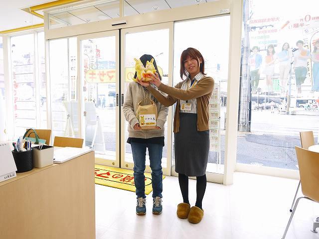 奈良市で1Kの賃貸を探されたW様の画像