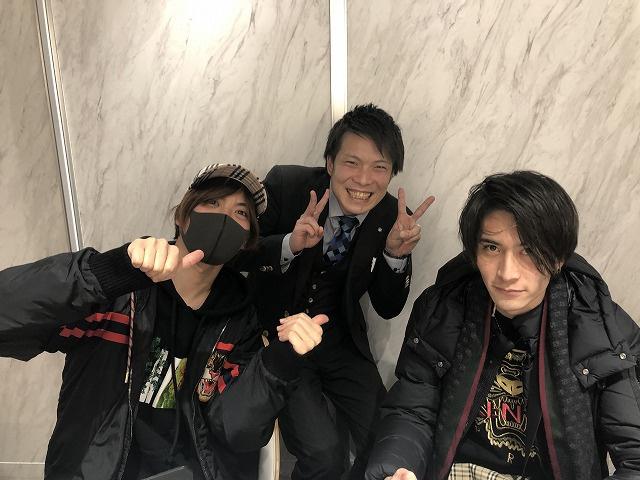 K・N様(2020年01月30日 プレミアムレントTOKYO新宿ご利用)の画像