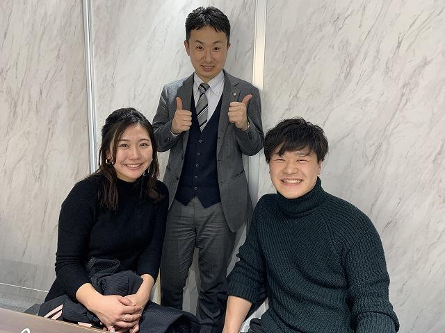 G・K様(2020年01月31日 プレミアムレントTOKYO新宿ご利用)の画像