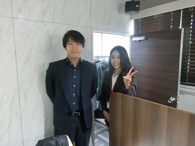 K・S様(2020年02月01日 プレミアムレントTOKYO新宿ご利用)の画像