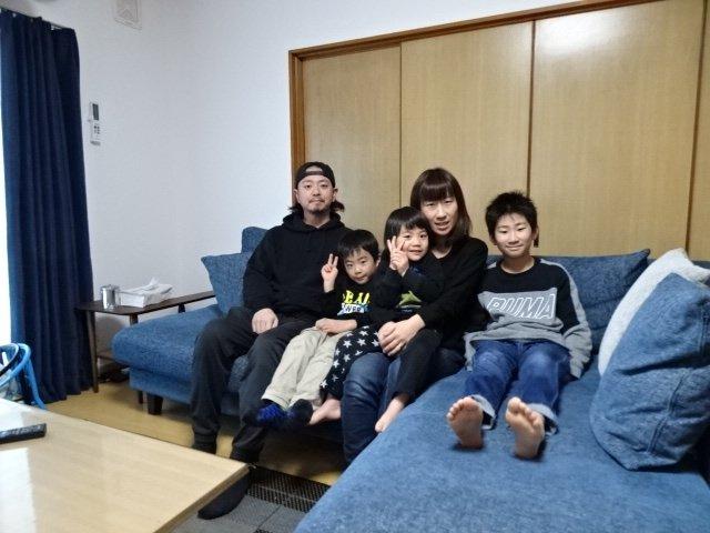 E様ご家族(みちガエル家ご購入)の画像