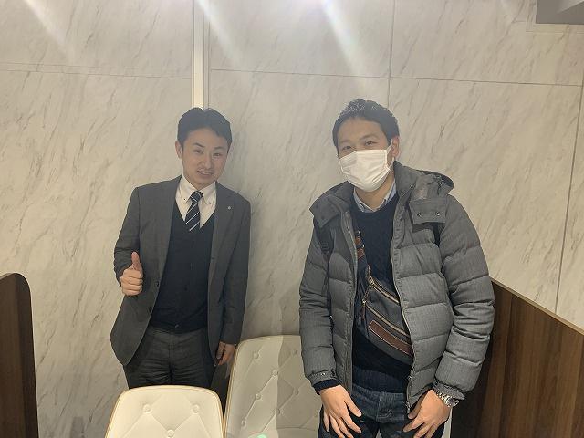 R・H様(2020年02月27日 プレミアムレントTOKYO新宿ご利用)の画像