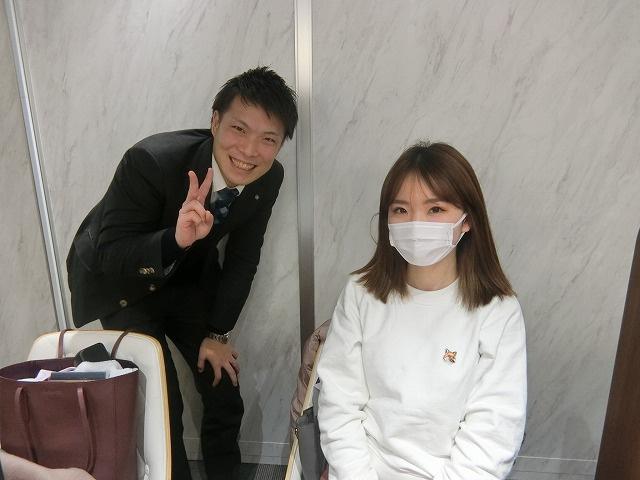 T・Y様(2020年02月29日 プレミアムレントTOKYO新宿ご利用)の画像