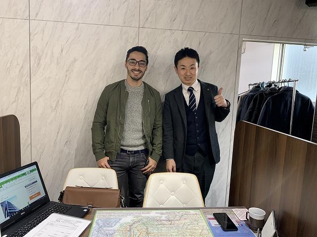 R・G様(2020年03月01日 プレミアムレントTOKYO新宿ご利用)の画像