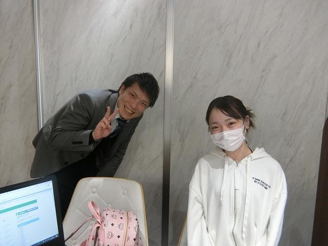 N・A様(2020年03月02日 プレミアムレントTOKYO新宿ご利用)の画像