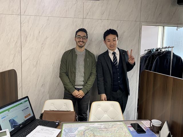 G・L様(2020年03月13日 プレミアムレントTOKYO新宿ご利用)の画像