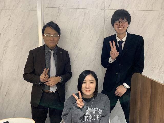 A・S様(2020年03月17日 プレミアムレントTOKYO新宿ご利用)の画像