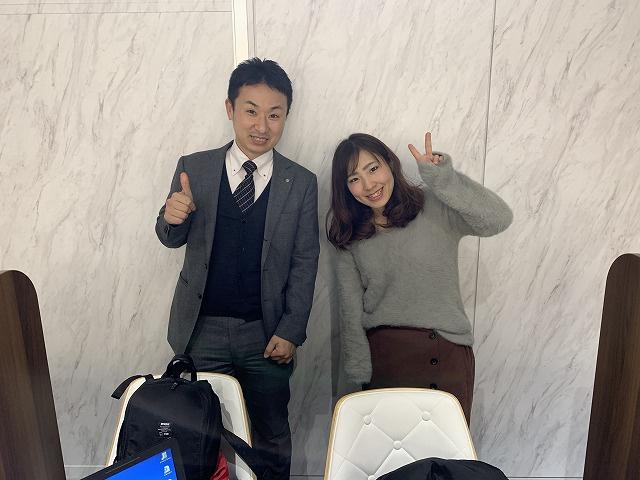 A・U様(2020年03月19日 プレミアムレントTOKYO新宿ご利用)の画像