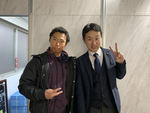 H・T様(2020年03月24日 プレミアムレントTOKYO新宿ご利用)の画像