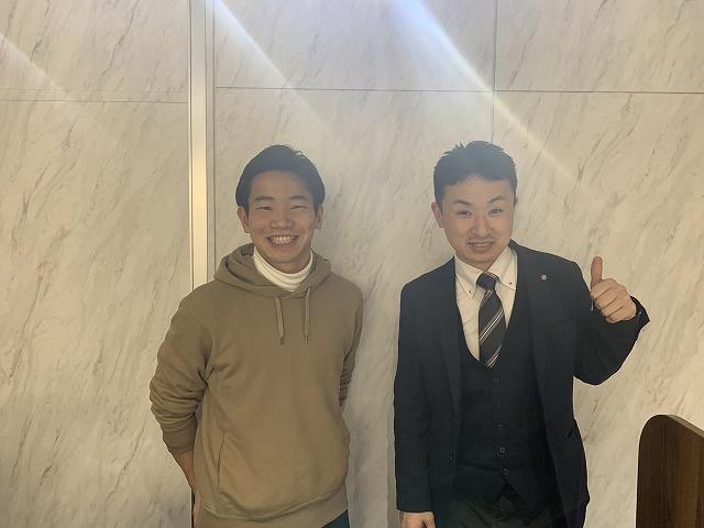 H・Y様(2020年03月27日 プレミアムレントTOKYO新宿ご利用)の画像