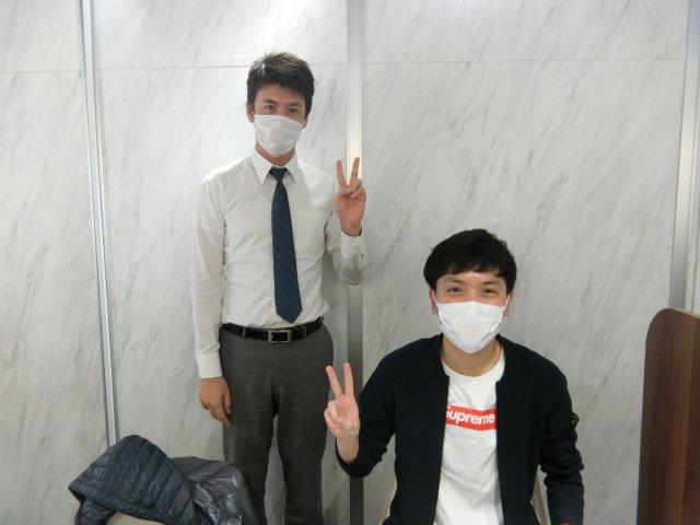 M・Y様(2020年04月30日 プレミアムレントTOKYO新宿ご利用)の画像