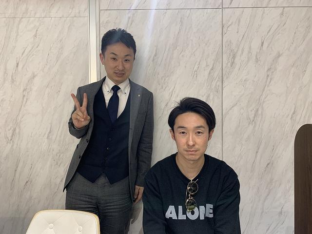 T・A様(2020年05月01日 プレミアムレントTOKYO新宿ご利用)の画像