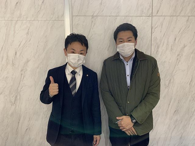 K・K様(2020年05月17日 プレミアムレントTOKYO新宿ご利用)の画像