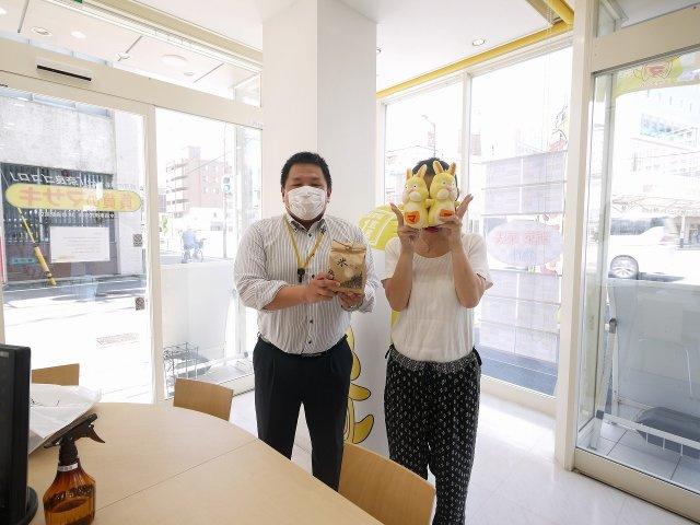 木津川市で2LDKの賃貸物件をお探しになられたY様の画像