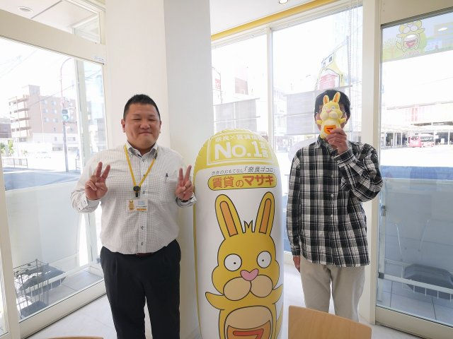 奈良市で1Kの賃貸物件をお探しされたT様の画像
