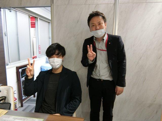 H・M様(2020年06月20日 プレミアムレントTOKYO新宿ご利用)の画像