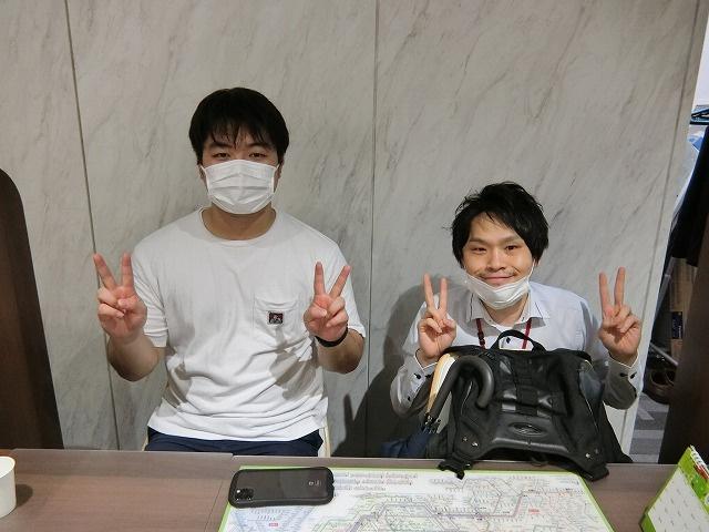 D・T様(2020年06月21日 プレミアムレントTOKYO新宿ご利用)の画像