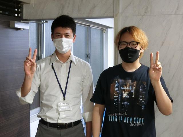 Y・H様(2020年07月02日 プレミアムレントTOKYO新宿ご利用)の画像