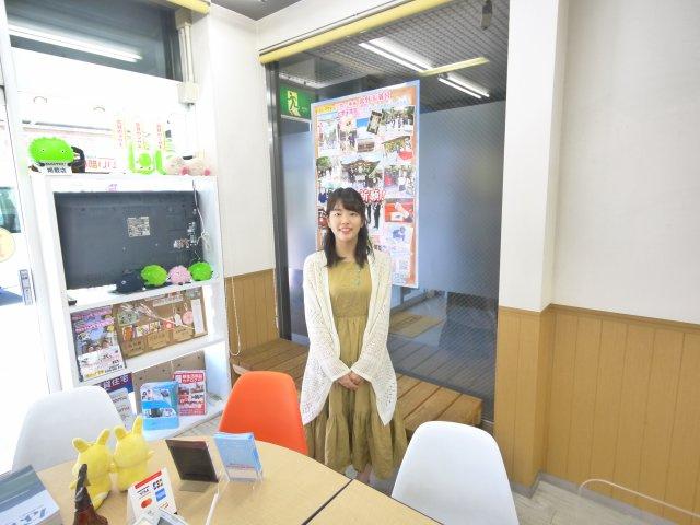 奈良市で1Kの賃貸物件をお探しされたI様の画像