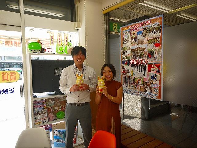 奈良市で1Kの賃貸を探されたS様の画像