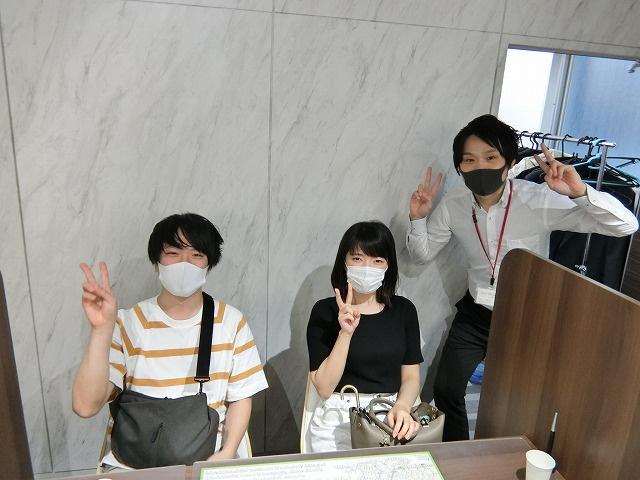 K・S様(2020年08月30日 プレミアムレントTOKYO新宿ご利用)の画像