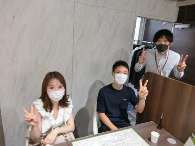 s・k様(2020年08月31日 プレミアムレントTOKYO新宿ご利用)の画像