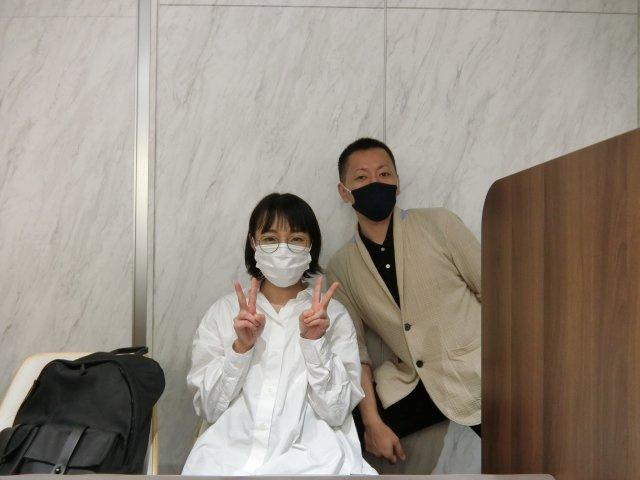 H・Y様(2020年09月20日 プレミアムレントTOKYO新宿ご利用)の画像
