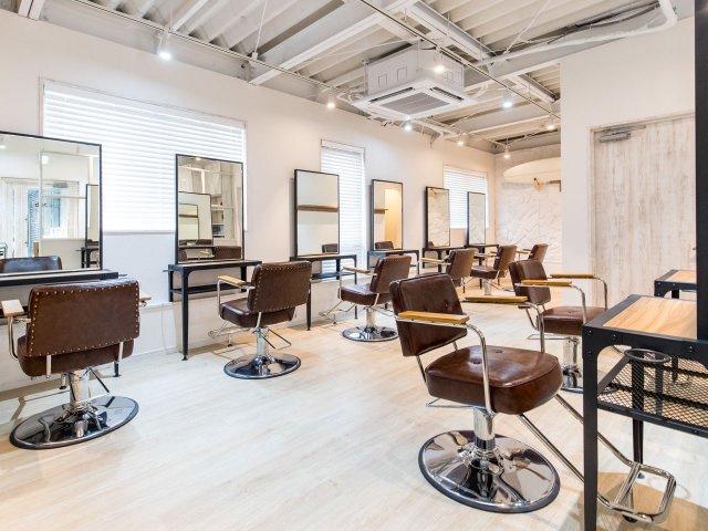 men's salon dot. tokyo 南草津店の画像