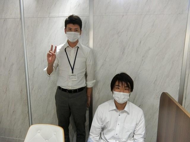 H・Y様(2020年09月29日 プレミアムレントTOKYO新宿ご利用)の画像