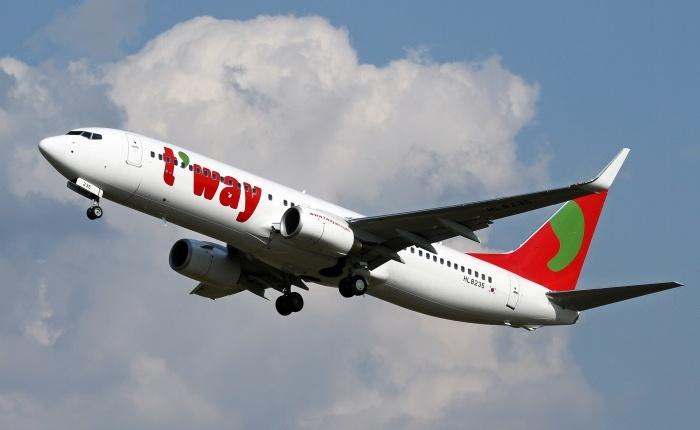 ティーウェイ航空(t'way航空)様の画像