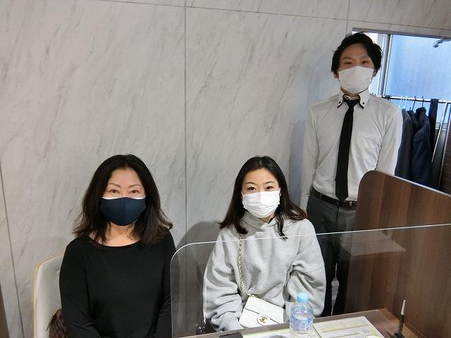 M・O様(2020年11月27日 プレミアムレントTOKYO新宿ご利用)の画像