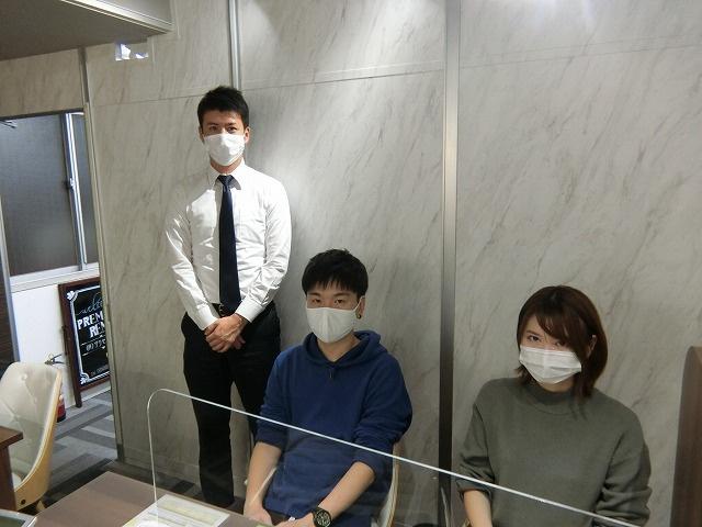 T・H様(2020年11月28日 プレミアムレントTOKYO新宿ご利用)の画像