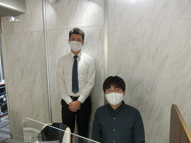 Y・T様(2020年11月29日 プレミアムレントTOKYO新宿ご利用)の画像