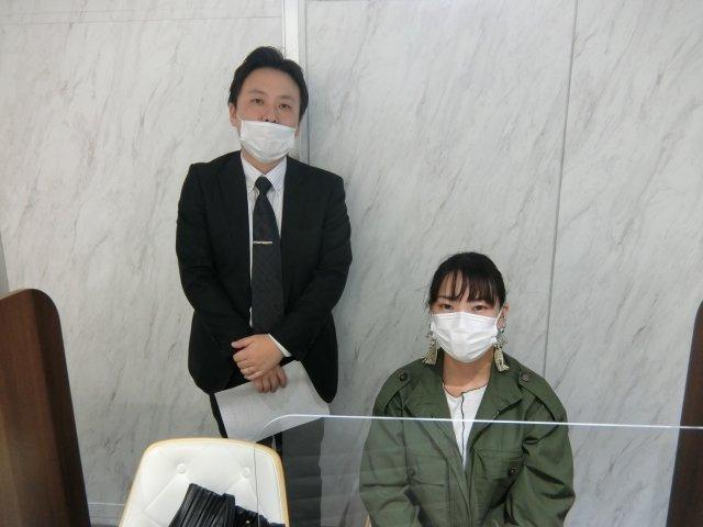 H・F様(2020年11月30日 プレミアムレントTOKYO新宿ご利用)の画像