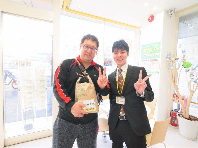 奈良市で2LDKの賃貸物件をお探しされたM様の画像