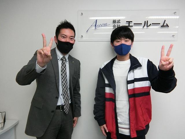 H・K様(2020年12月03日 エールーム船橋ご利用)の画像