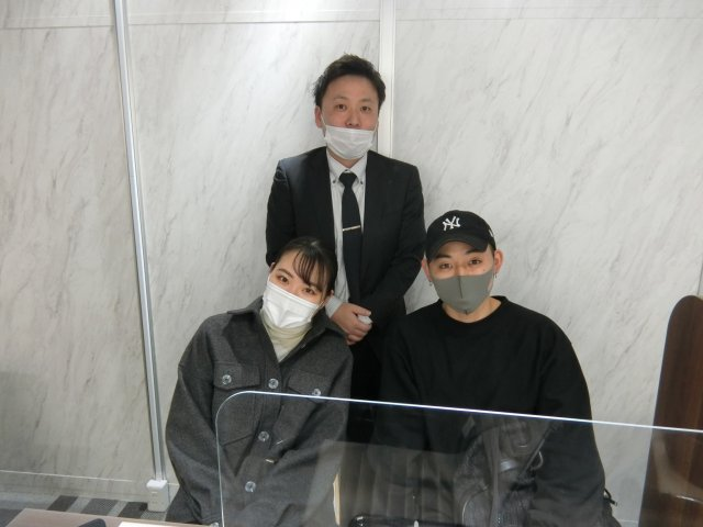 U・T様(2020年12月07日 プレミアムレントTOKYO新宿ご利用)の画像