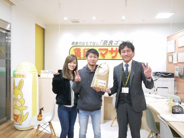 奈良市で3LDKの賃貸をさがされたM様の画像