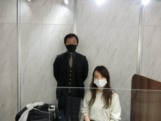 A・K様(2020年12月15日 プレミアムレントTOKYO新宿ご利用)の画像