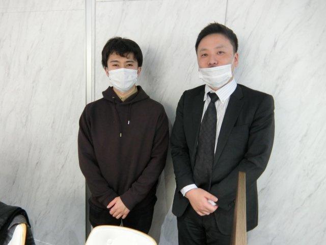 H・E様(2020年12月22日 プレミアムレントTOKYO新宿ご利用)の画像