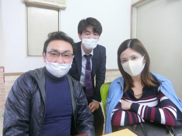 M・Y様(2020年12月26日 アクセス赤羽ご利用)の画像