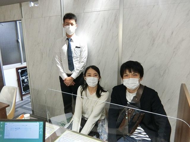 G・M様(2020年12月26日 プレミアムレントTOKYO新宿ご利用)の画像
